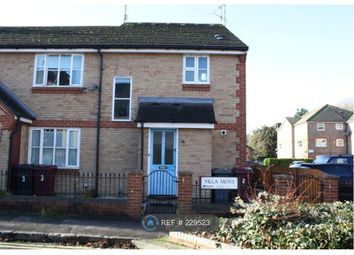 Thumbnail 1 bedroom end terrace house to rent in Villa Mews, Reading