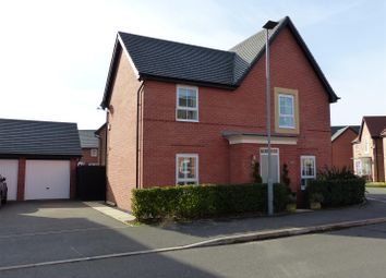 Thumbnail 4 bedroom detached house for sale in Merevale Way, Stenson Fields, Derby