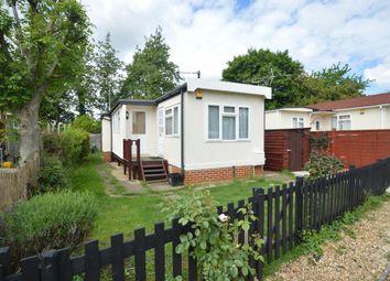 Thumbnail 2 bed mobile/park home for sale in Grovelands Park, Winnersh
