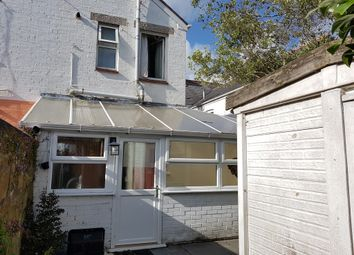 Thumbnail 2 bed flat to rent in Pendarves Road, Penzance