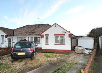 Thumbnail 3 bed semi-detached bungalow for sale in Muirfield Close, Worthing, West Sussex