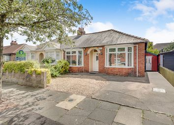 Thumbnail 2 bed bungalow for sale in Monks Avenue, Monkseaton, Whitley Bay