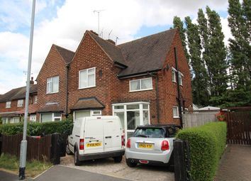 Thumbnail 3 bed semi-detached house to rent in Thoresby Dale, Hucknall, Nottingham