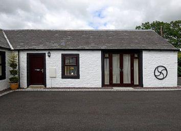 Thumbnail 2 bed semi-detached bungalow for sale in Dinwoodie Courtyard, Johnstonebridge, Lockerbie, Dumfries And Galloway.