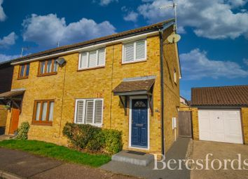 Abenberg Way, Hutton, Brentwood, Essex CM13. 3 bed semi-detached house for sale