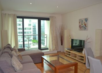 Thumbnail 2 bed terraced house for sale in Discovery Dock East, South Quay Square, London