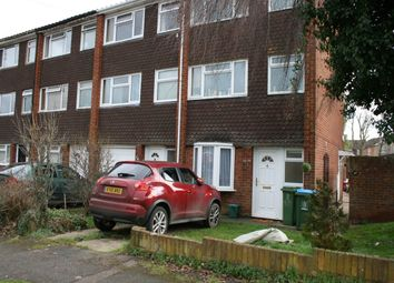 Thumbnail 1 bed flat to rent in Long Meadow, Aylesbury, Buckinghamshire