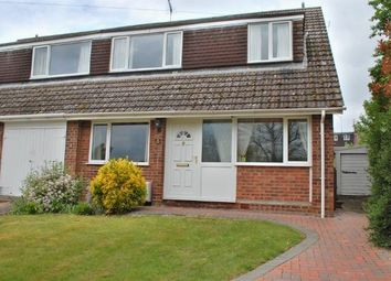 Thumbnail 3 bed semi-detached house for sale in Close Road, Nether Heyford, Northampton