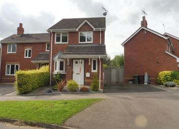 Thumbnail 2 bed semi-detached house to rent in Riddings Hill, Balsall Common, Coventry