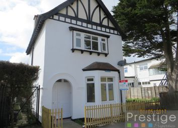 Thumbnail 3 bed detached house to rent in London Road, Westcliff-On-Sea