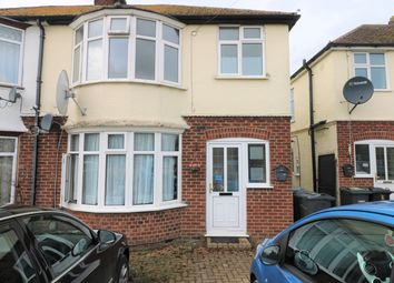 Thumbnail 1 bed maisonette to rent in Links Way, Luton