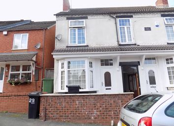 Thumbnail 3 bed terraced house to rent in Stourbridge, West Midlands