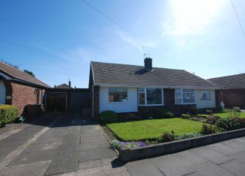 Thumbnail 3 bedroom semi-detached bungalow for sale in Canterbury Way, Wideopen, Newcastle Upon Tyne