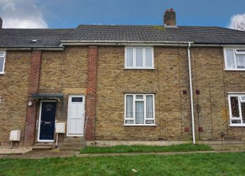 Thumbnail 3 bed terraced house for sale in Darnley Road, Rochester