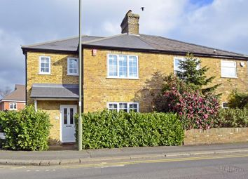 Thumbnail 3 bedroom semi-detached house to rent in Queens Road, Hersham Village