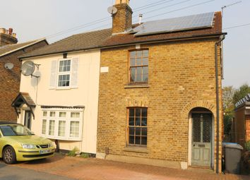 Thumbnail 3 bed semi-detached house for sale in Strode Street, Egham