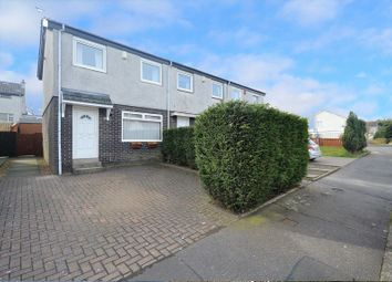 Thumbnail 3 bed terraced house for sale in Ardross Court, Pitteuchar, Glenrothes.