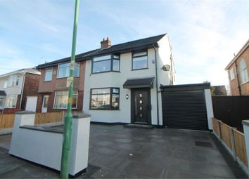 Thumbnail 4 bed semi-detached house for sale in Ronaldsway, Thornton, Merseyside, Merseyside