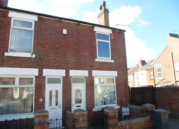 Thumbnail 2 bedroom end terrace house for sale in York Street, Mexborough