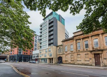 Thumbnail 2 bedroom flat for sale in Clyde Street, Glasgow