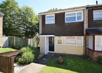 Thumbnail 3 bedroom end terrace house to rent in Northolt Avenue, Bishop's Stortford
