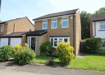 Thumbnail 4 bed detached house for sale in The Canter, Worth, Crawley