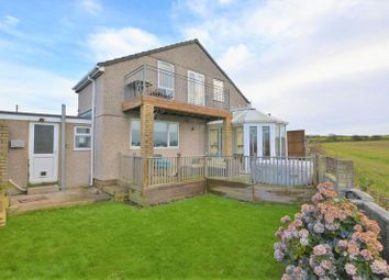 Thumbnail 4 bed detached bungalow for sale in High Close, High Harrington, Workington
