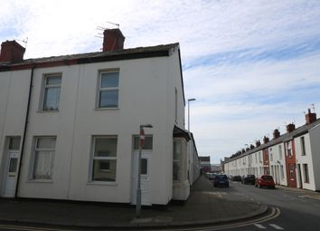 Thumbnail 2 bed end terrace house to rent in Harrison Street, Blackpool