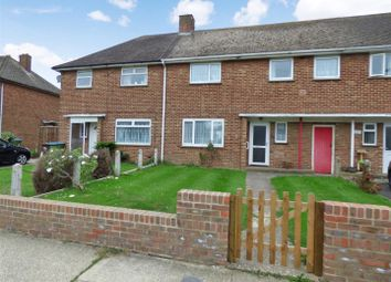 Thumbnail 3 bed terraced house for sale in Clun Road, Wick, Littlehampton