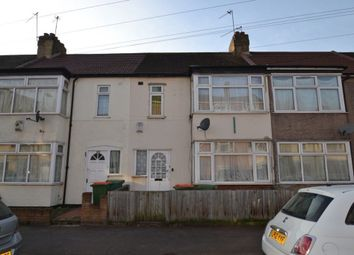 Thumbnail 3 bedroom terraced house to rent in Grantham Road, London