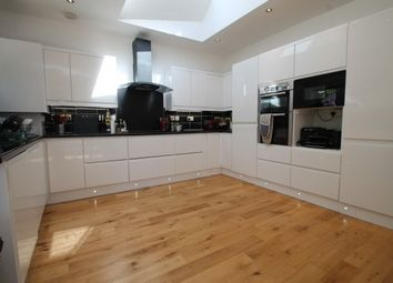 Thumbnail 3 bed flat to rent in Wellmeadow Road, London
