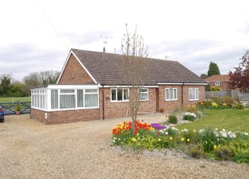 Thumbnail 4 bed bungalow for sale in The Street, Marham
