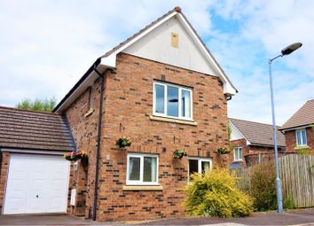 Thumbnail 3 bed link-detached house for sale in Barnhill Court, Dumfries