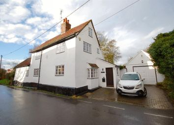 Thumbnail 4 bed detached house to rent in High Street, Little Chesterford, Saffron Walden