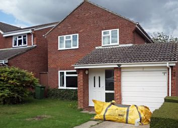 Thumbnail 4 bed detached house to rent in Kingfisher Close, Hamble, Southampton