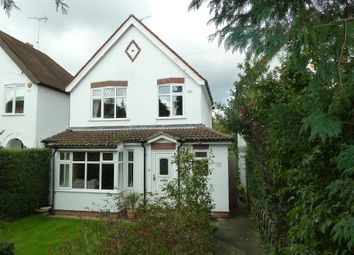 Thumbnail 3 bedroom detached house to rent in Havers Lane, Bishops Stortford, Herts