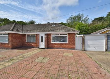 Thumbnail 2 bed bungalow for sale in Kingsthorpe Crescent, Skegness