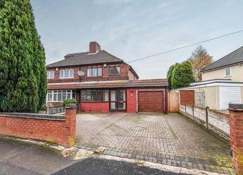 Thumbnail 3 bedroom semi-detached house for sale in Bridge Road, Shelfield, Walsall