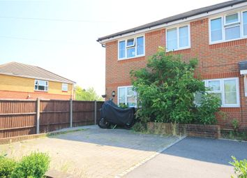 Thumbnail 3 bed semi-detached house for sale in Shawfield Road, Ash, Aldershot