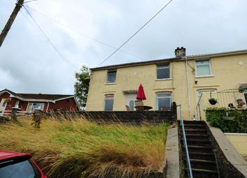 Thumbnail 3 bed semi-detached house for sale in Heol Tynton, Llangeinor, Bridgend
