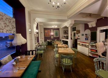 Thumbnail Restaurant/cafe for sale in Coburg Street, Edinburgh