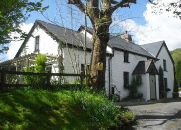 Thumbnail 4 bed detached house for sale in Abergwesyn, Llanwrtyd Wells