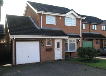 Thumbnail 3 bed detached house for sale in Lodgefield Road, Halesowen