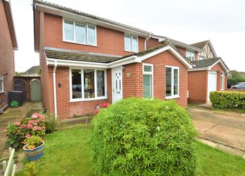 Thumbnail 3 bed detached house for sale in Pilborough Way, Colchester