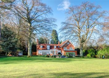 Thumbnail 5 bed detached house for sale in Stonehouse Lane, Cookham Dean, Berkshire