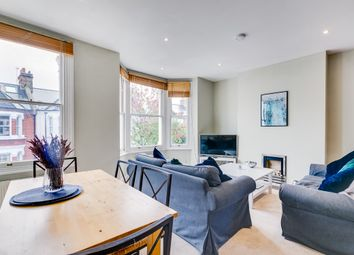 Tregarvon Road, London SW11. 3 bed maisonette