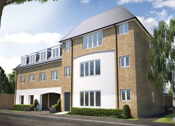 Thumbnail 2 bed flat for sale in Gogmore Lane, Chertsey, Surrey
