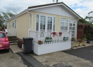 Thumbnail 2 bedroom mobile/park home for sale in Coventry Road, Aldermans Green, Coventry