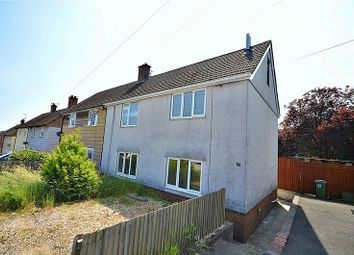 Thumbnail 3 bed semi-detached house for sale in Tenison Road, Trevethin, Pontypool