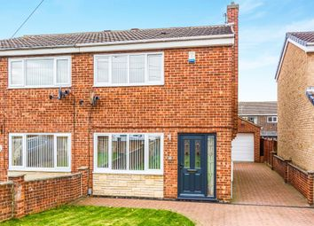 Thumbnail 2 bed semi-detached house for sale in Newhill Road, Barnsley